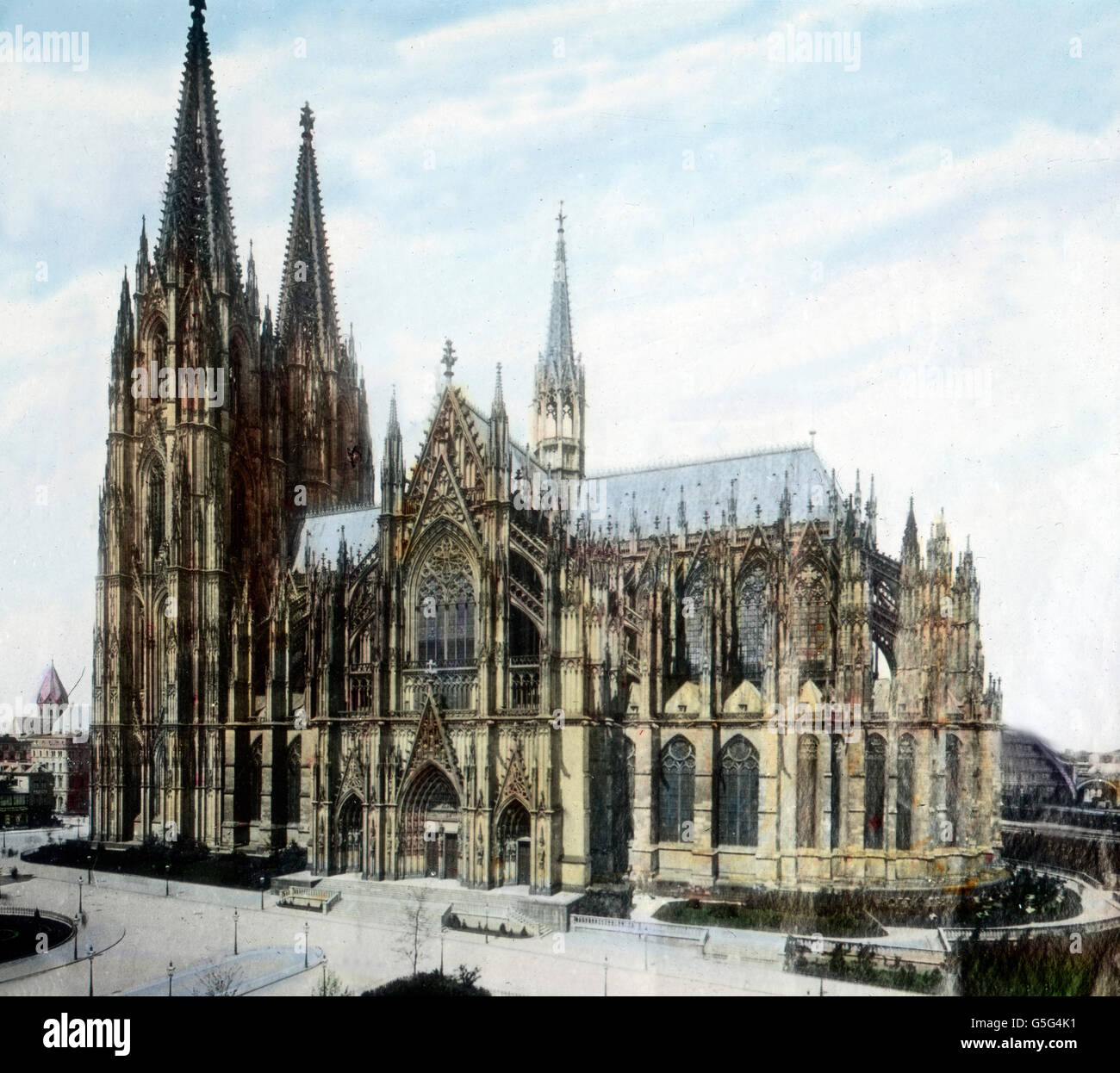 Famous Architects Of The 20Th Century der hohe dom zu köln. the famous cathedral in the city of cologne