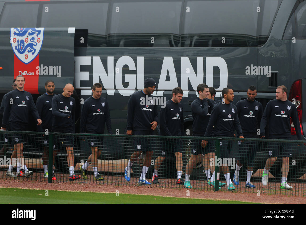 Soccer - 2014 FIFA World Cup - Qualifier - Group H - England v San ...