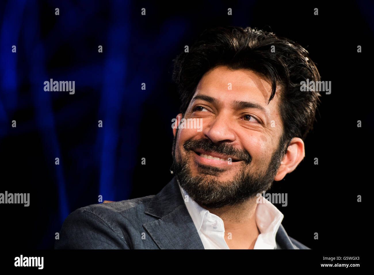 Siddhartha Mukherjee, Indianborn American Physician, Scientist, And Writer  Best Known For His 2010 Book, The Emperor Of All Maladies: A Biography Of  Cancer
