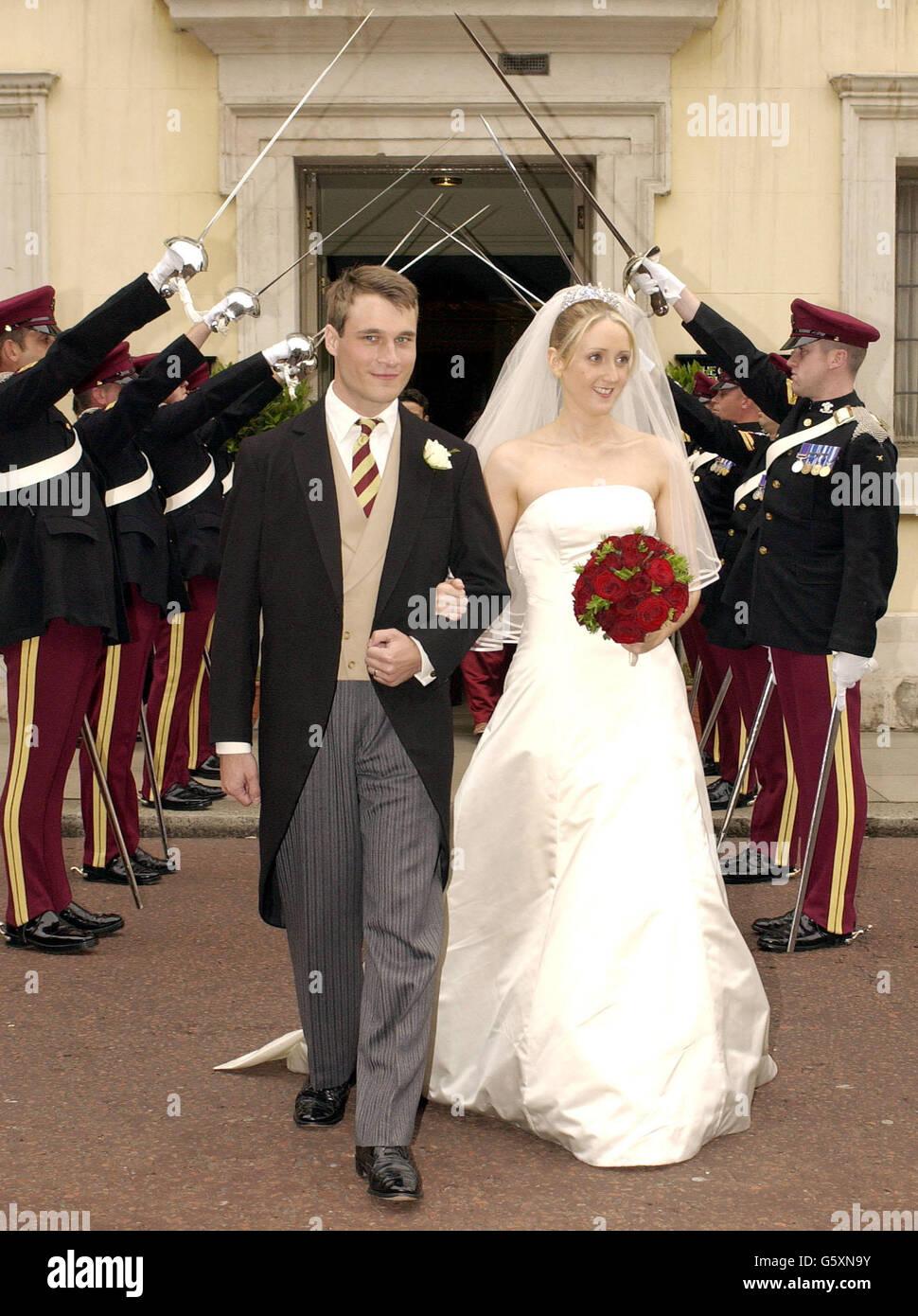 Earl Of Ulster Wedding