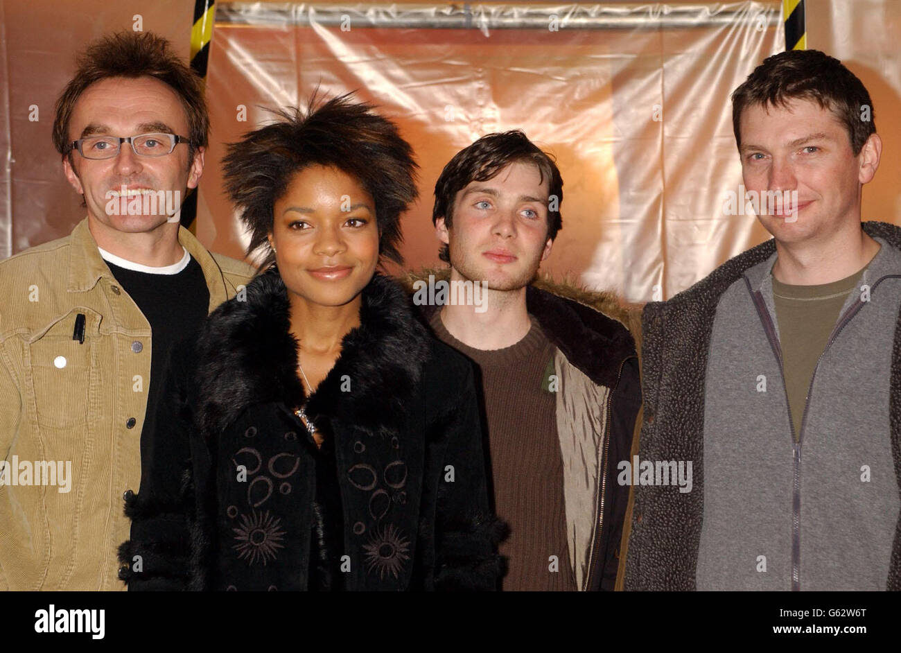 Stock Photo 28 Days Later Premiere 107013840