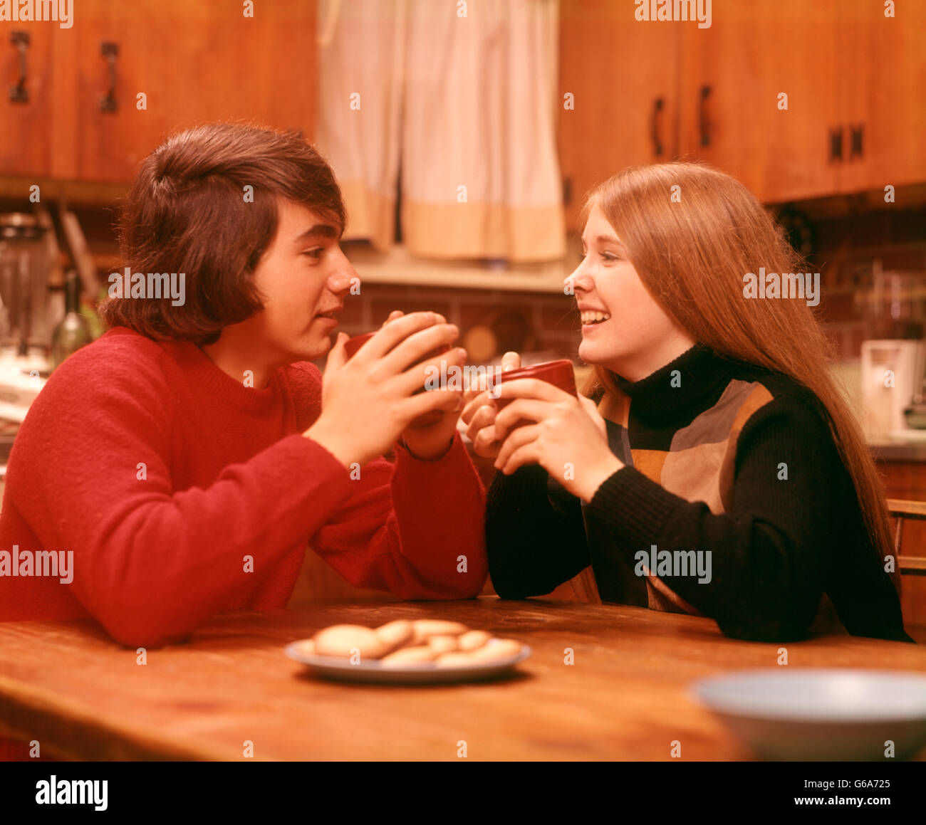 What was dating like in the 70s