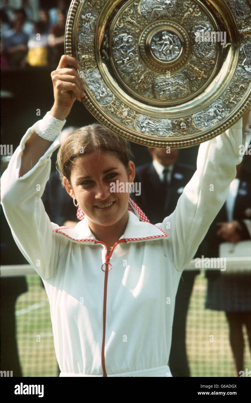 Tennis Wimbledon Championships La s Singles Final Chris