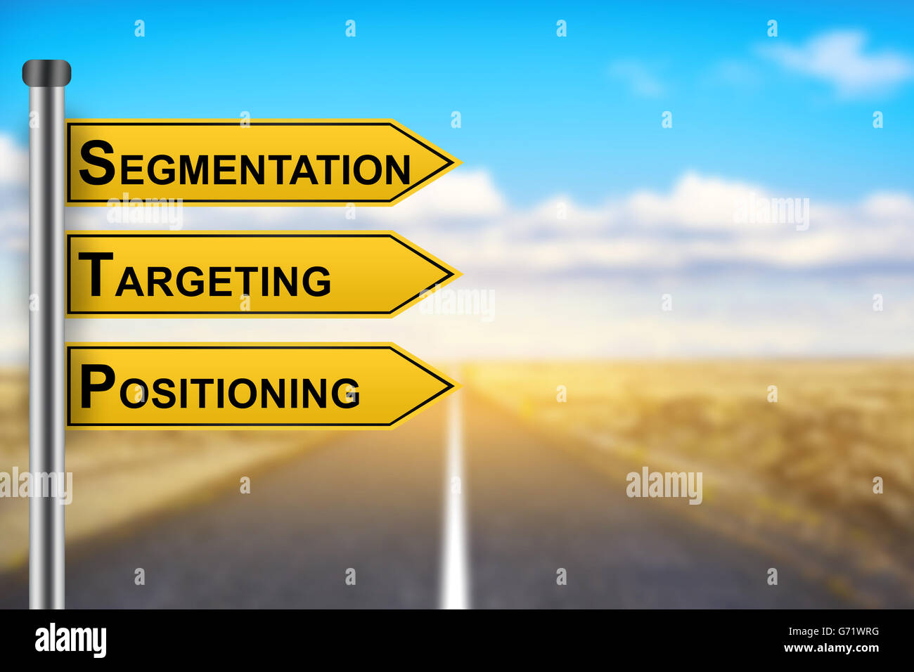 segmentation targeting and positioning strategies essay