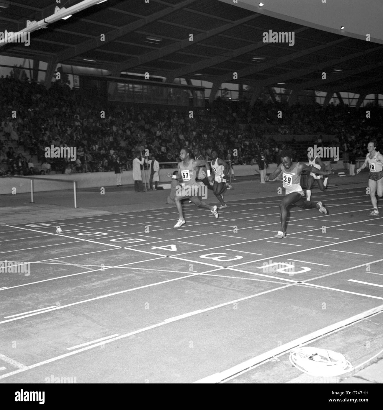 athletics 100m crystal palace national sports centre. Black Bedroom Furniture Sets. Home Design Ideas