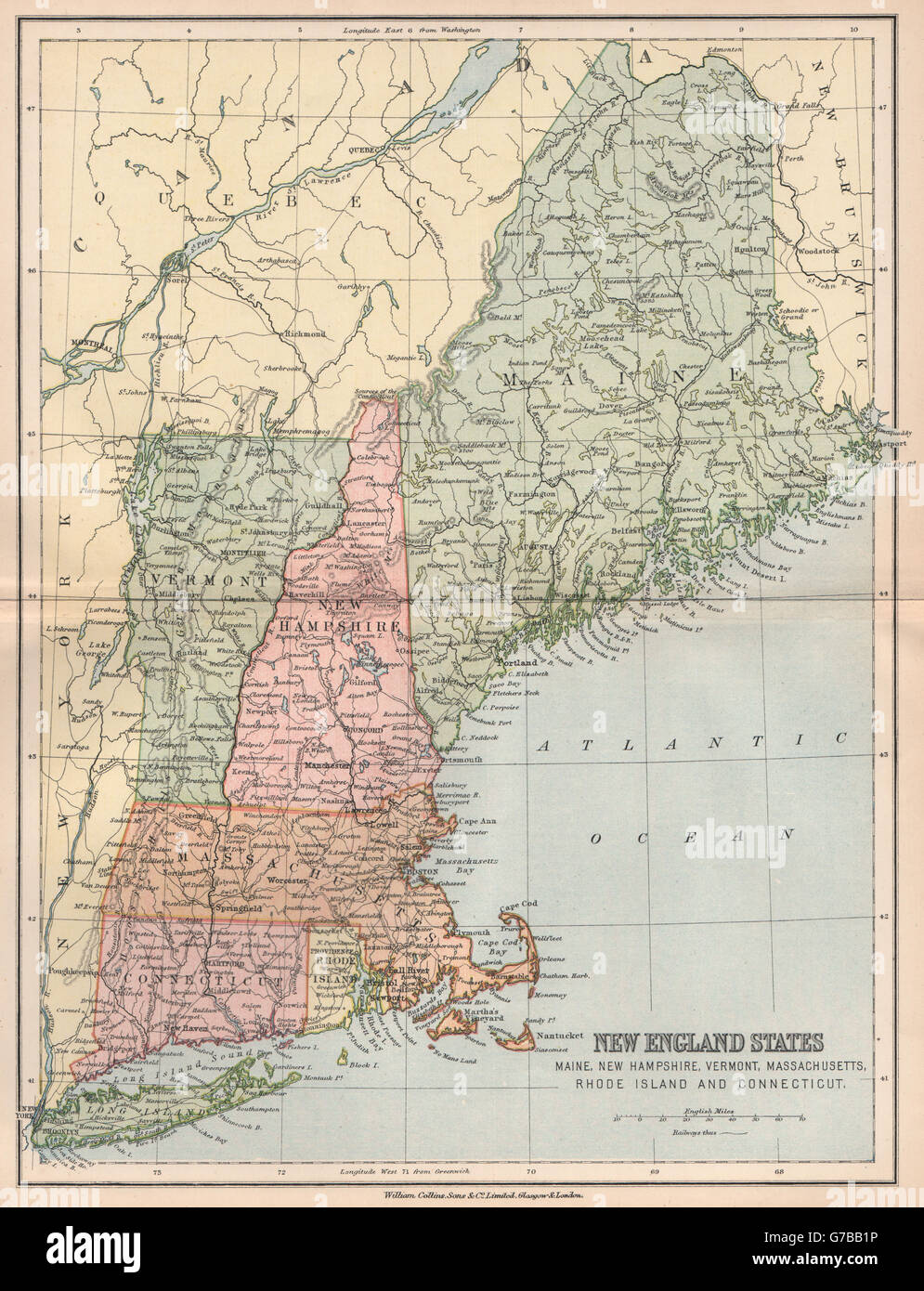 New England Wikipedia USA Geography Quizzes Fun Map Games New - New hampshire in us map