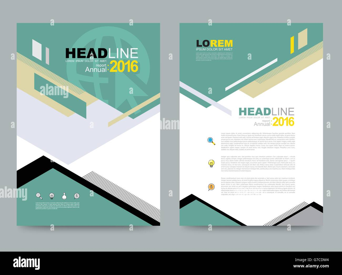 doc annual report cover template best ideas about microsoft word contract template report cover page templates annual report cover template