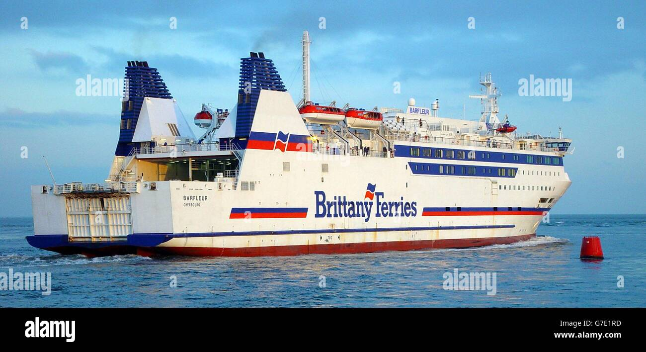 Barfleur cruise ferry ship information brittany ferries - Brittany Ferries Barfleur