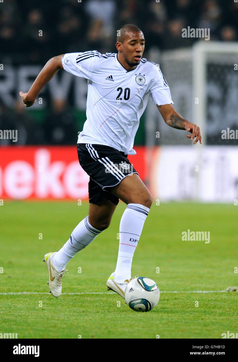 Jerome Boateng Germany international football match friendly