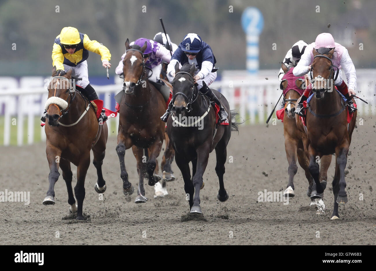 Horse racing easter family fun day kempton racecourse stock horse racing easter family fun day kempton racecourse negle Image collections