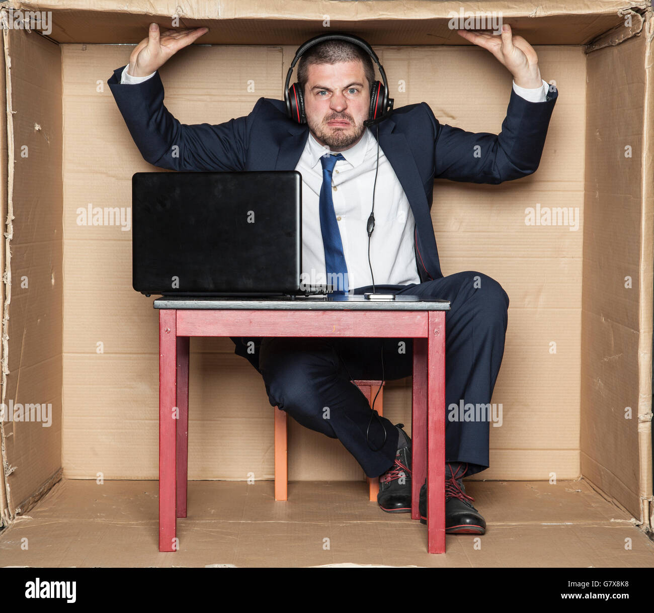 cramped office space. Cramped Office At The Workplace Space D