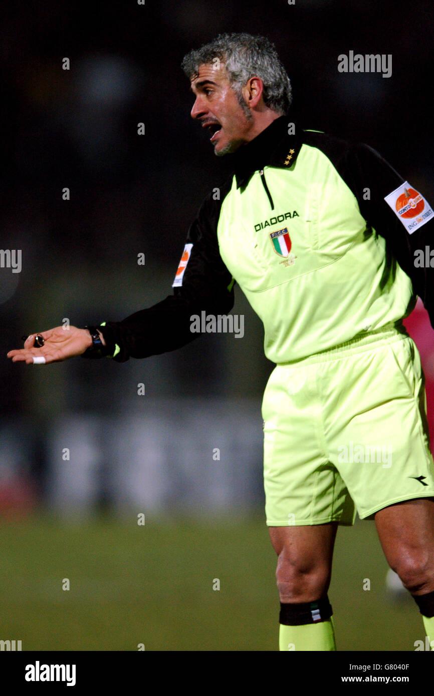 Soccer Italian Serie A Livorno v Palermo Armando Picchi