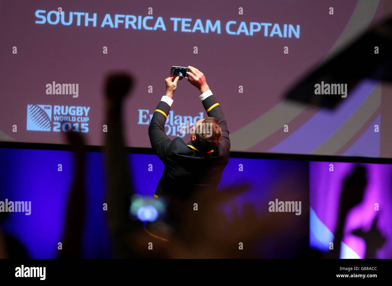 rugby union south africa welcome ceremony winter garden