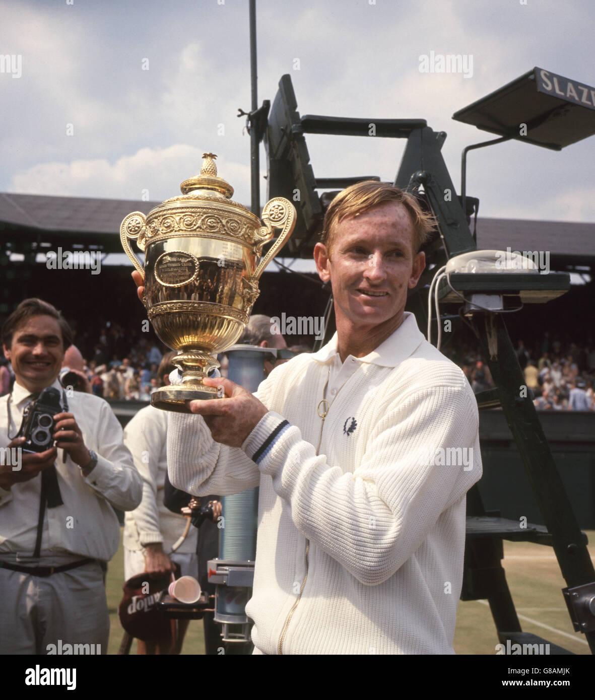Tennis 1968 Wimbledon Championships Men s Singles Final