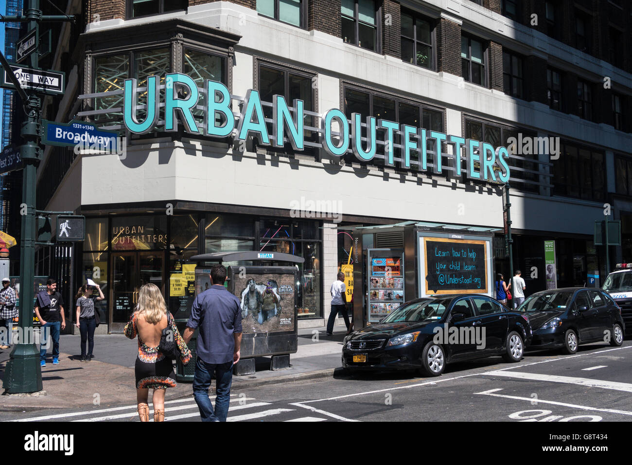 List of Urban Outfitters Outlet stores – locations by state