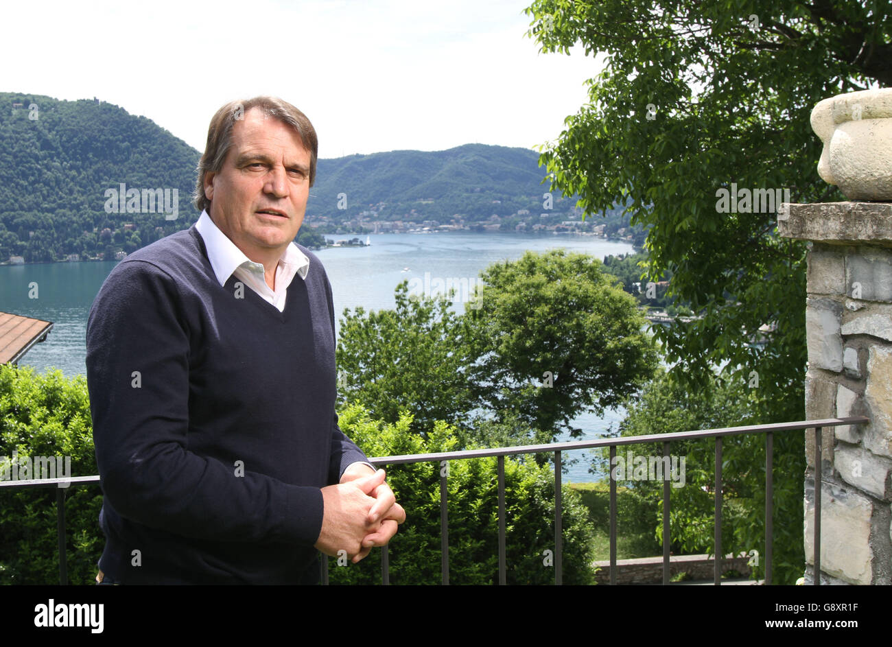 Marco Tardelli Feature Stock Royalty Free Image