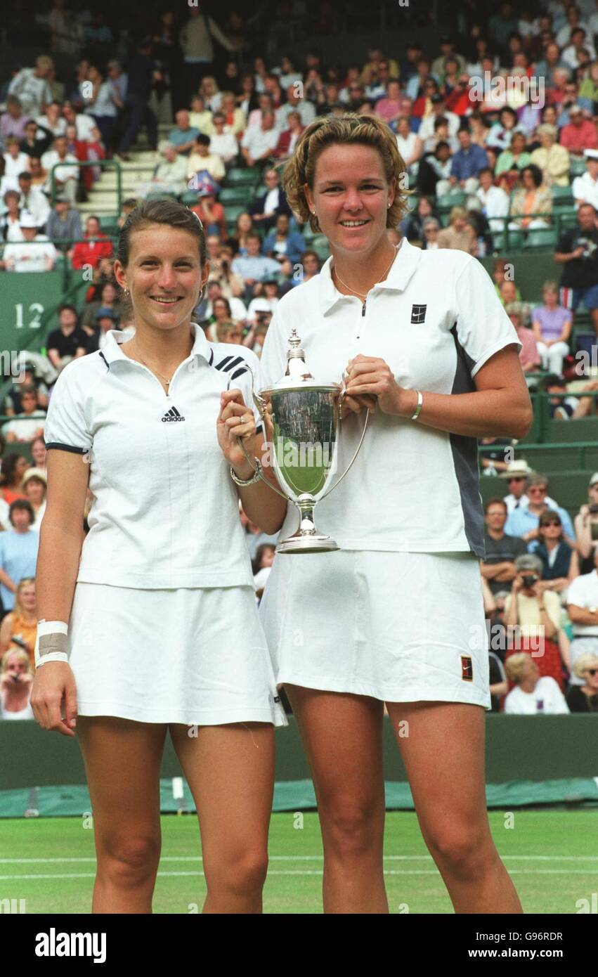 Tennis Wimbledon Championships Women s Doubles Final
