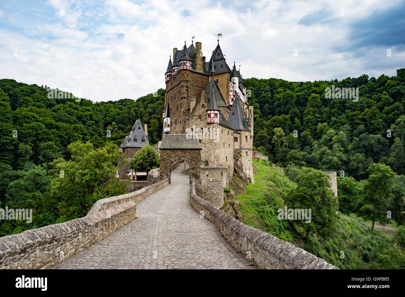Castle Eltz Is One Of The Best Preserved Castles In Europe Located - Best castles in europe