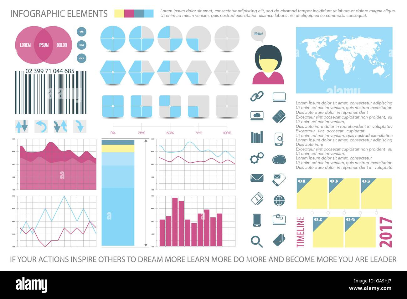 Infographic elements internet technology icons vector time line infographic elements internet technology icons vector time line diagram spreadsheet pie chart info graphic tools financial nvjuhfo Image collections