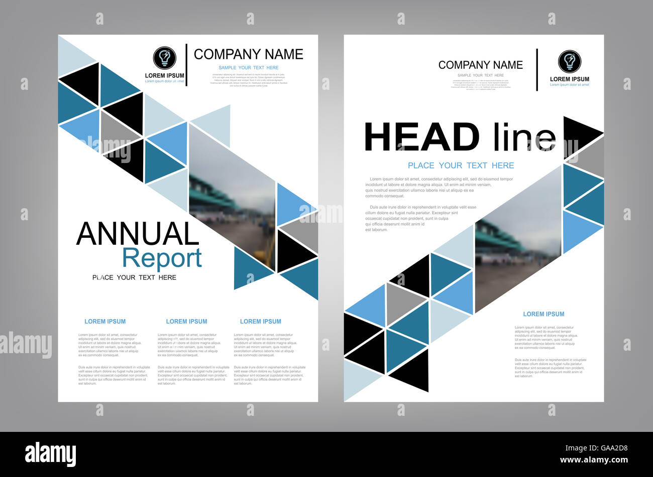 cover design annual layout flyer book ad page