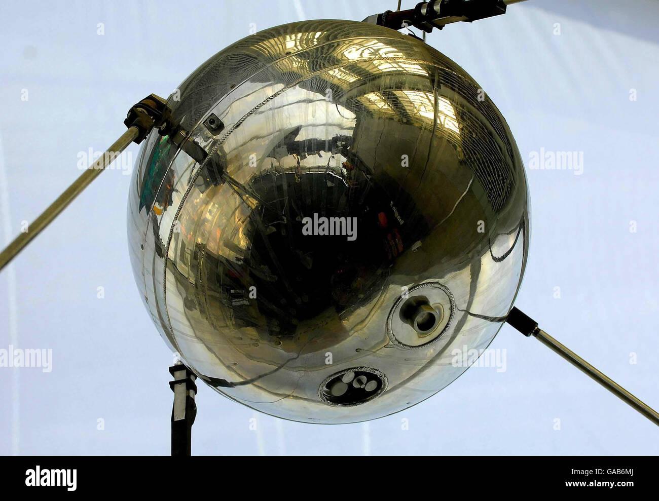 50th anniversary sputnik