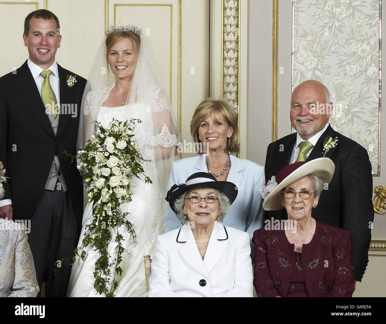 Royalty - Peter Phillips and Autumn Kelly Wedding - St ...