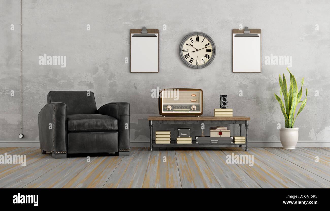 vintage 3d room - photo #6