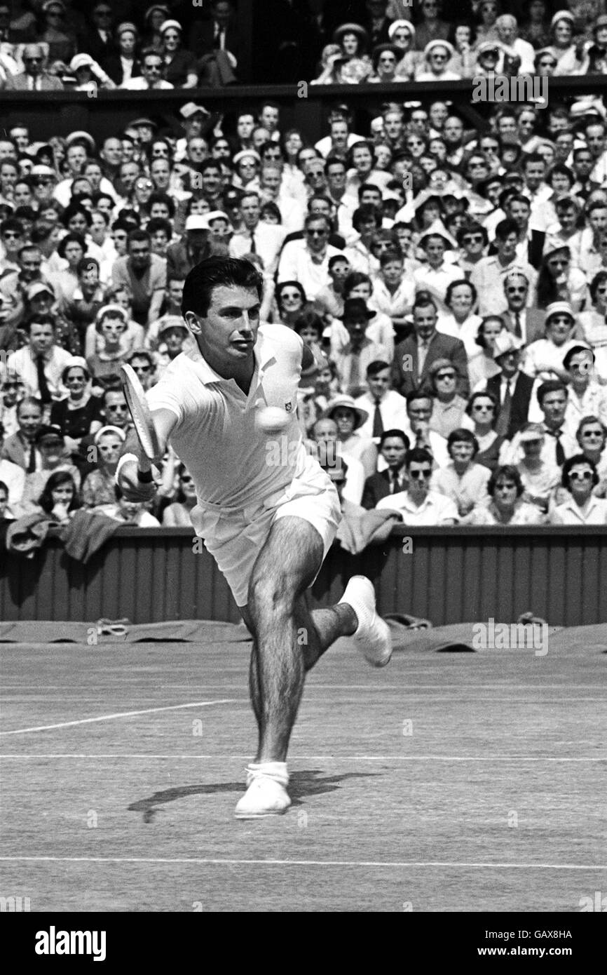 Tennis Wimbledon Championships Men s Singles Final Ashley