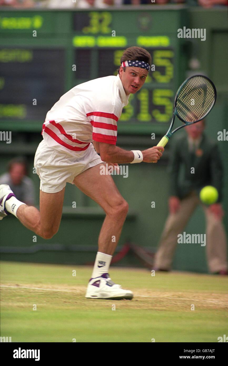 Tennis 1993 Wimbledon Championships Men s Singles Third