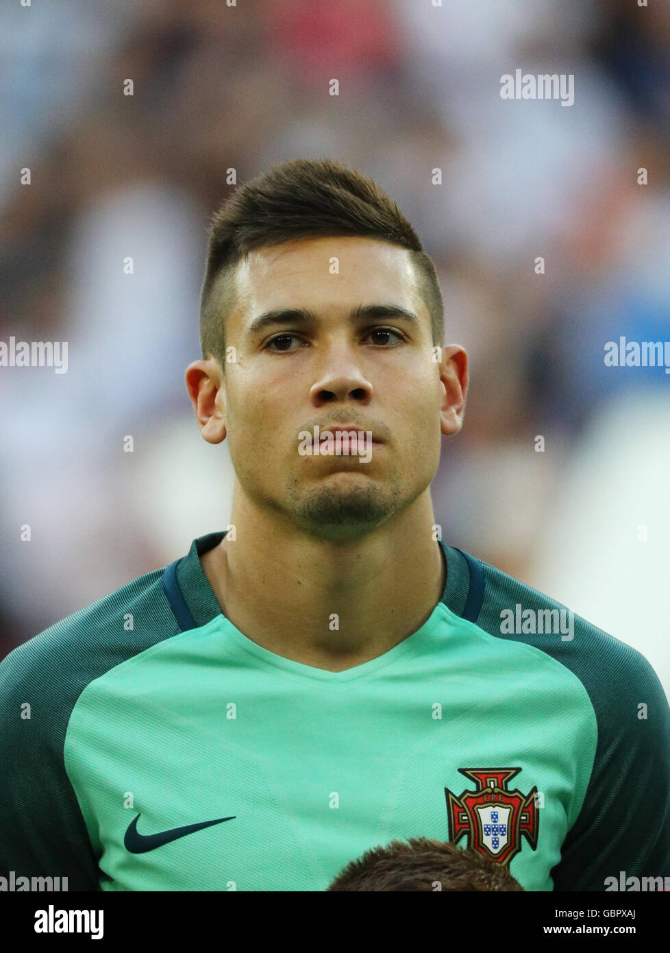 Lyon France 06th July 2016 Raphael Guerreiro of Portugal
