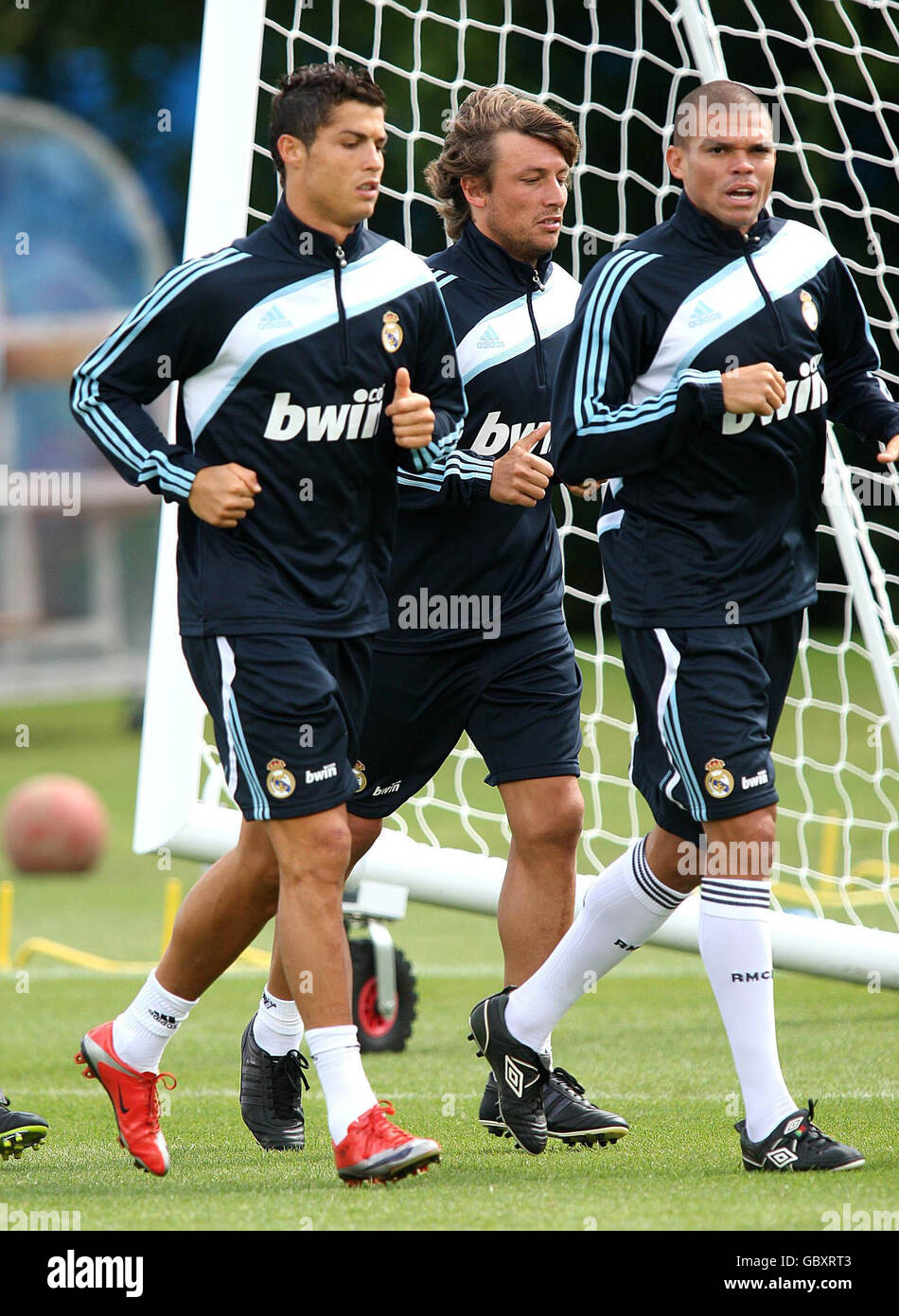 Footballer Real Madrid Soccer Stock Photos Footballer Real