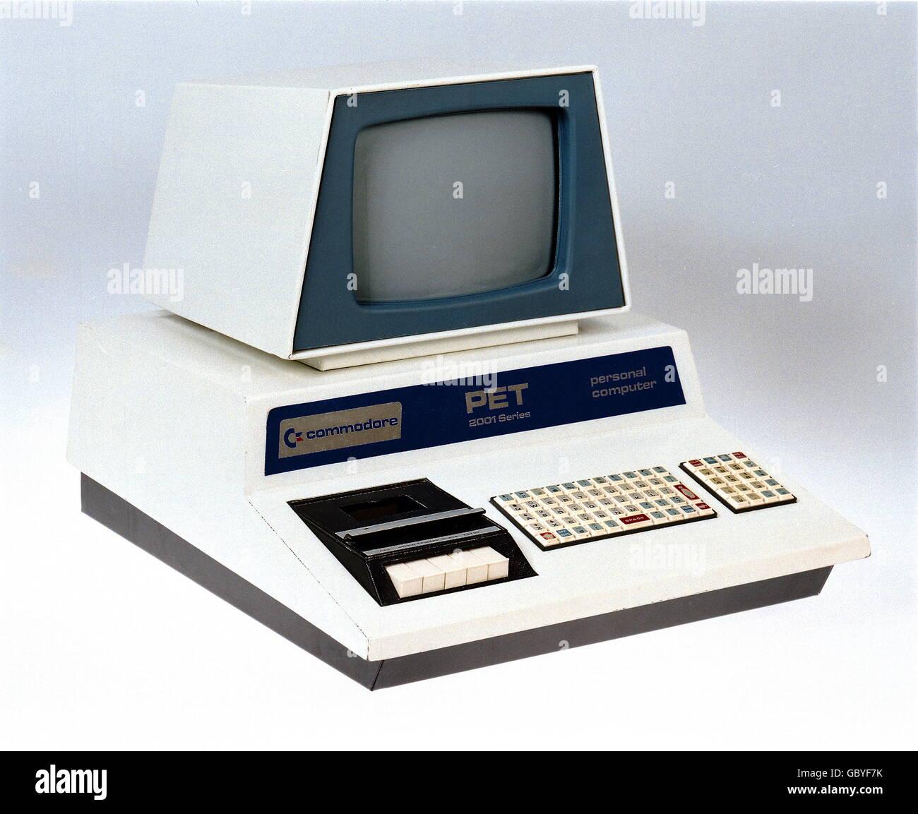 computing / electronics, computer, Commodore PET 2001, USA, 1977 ...