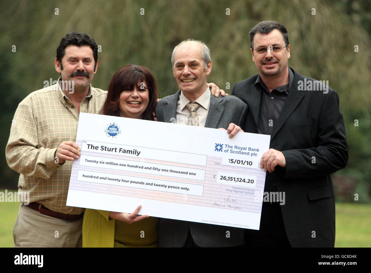 Euro Millions Gewinner