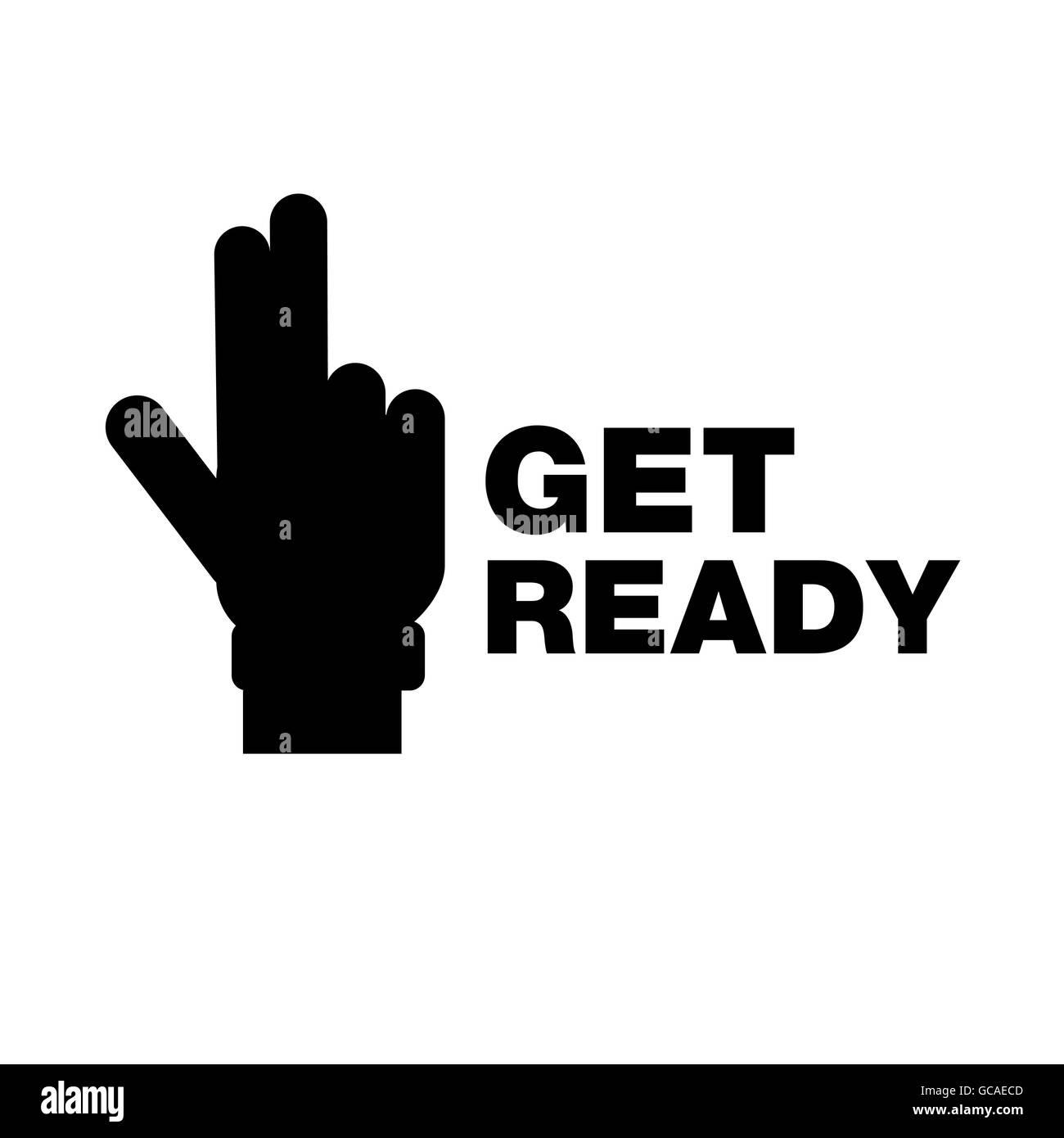 Concept with hand pistol gesture stock vector art illustration concept with hand pistol gesture buycottarizona