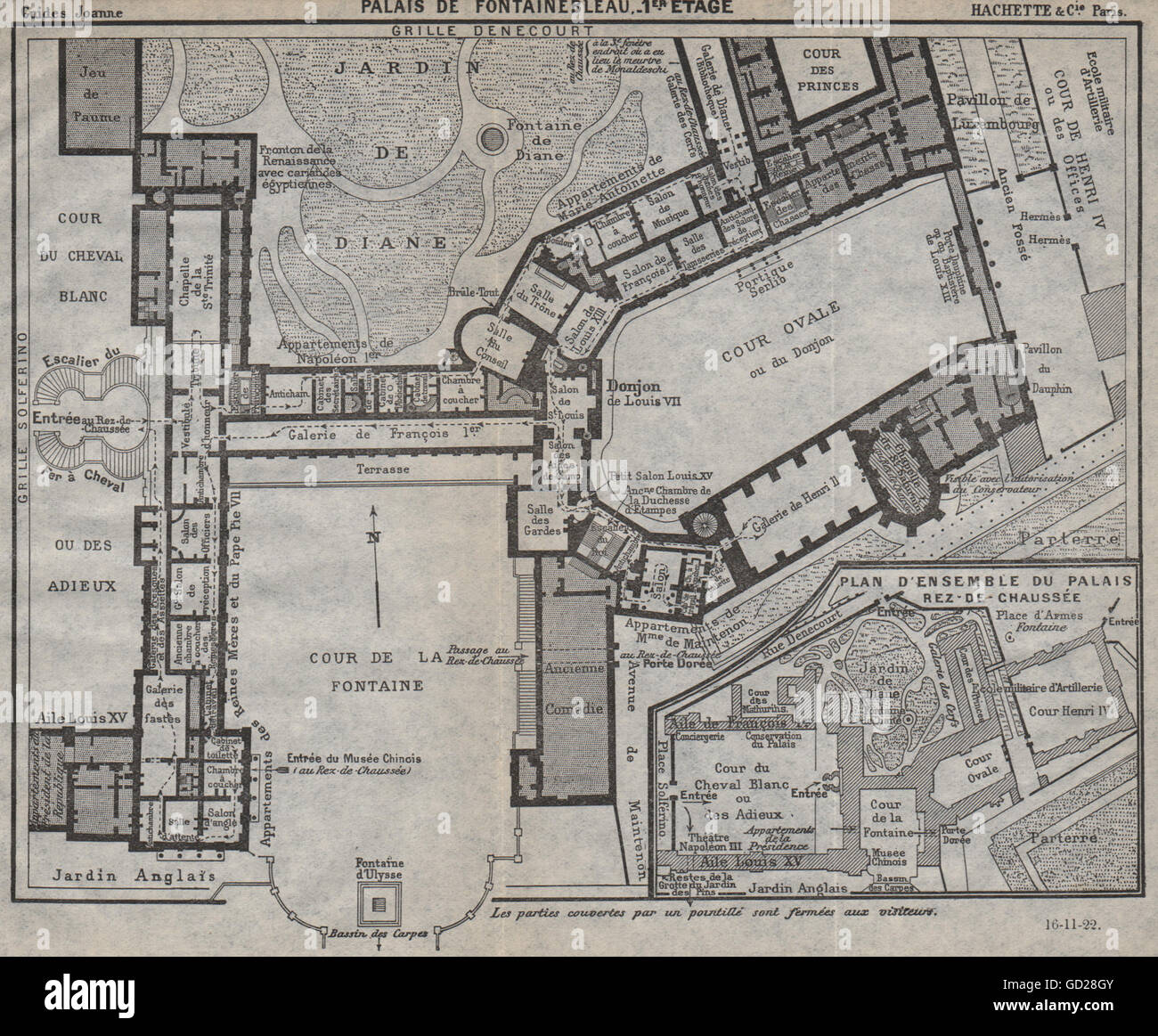 1st floor stock photos 1st floor stock images alamy palais de fontainebleau 1er etage 1st floor vintage map seine et