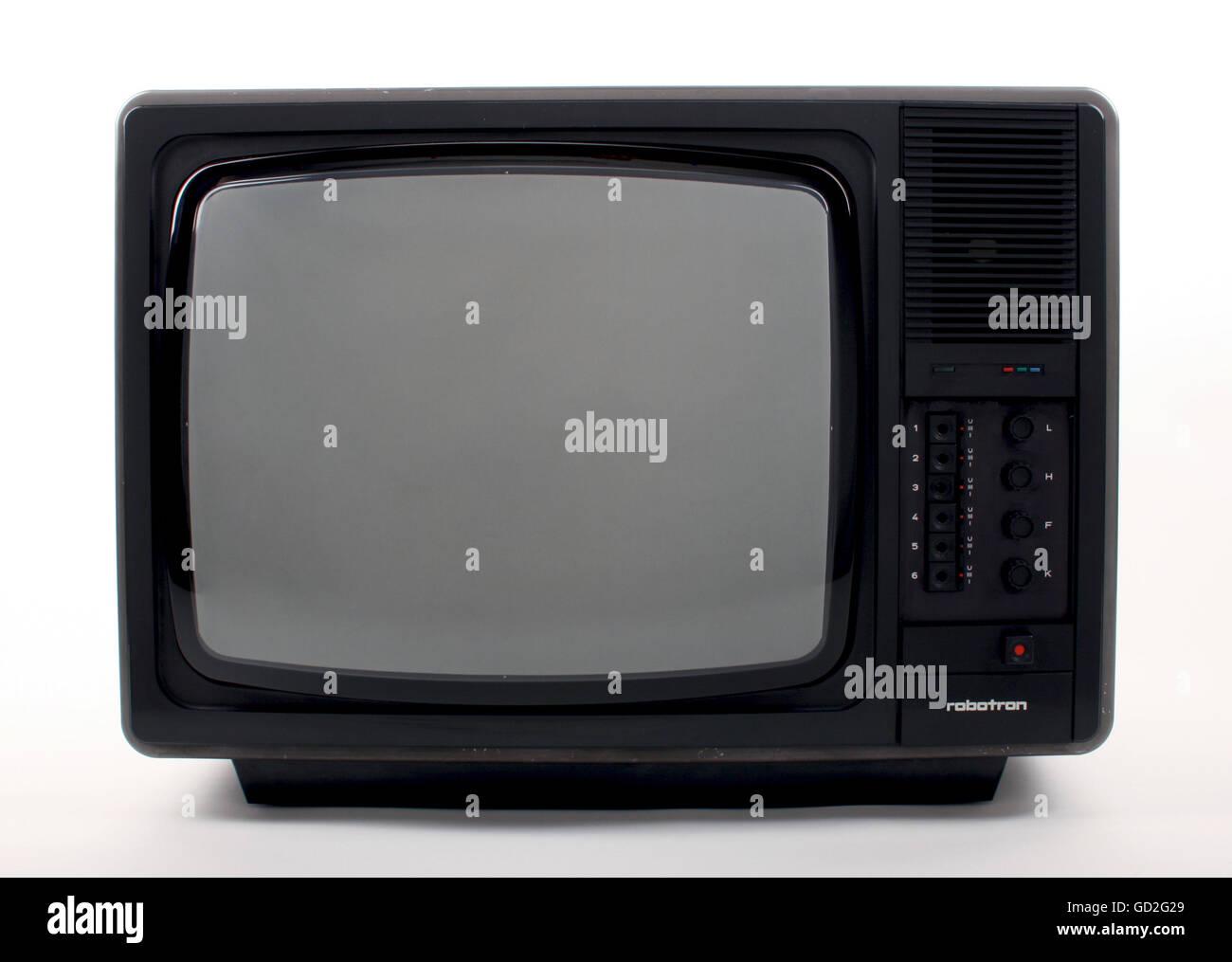 Colour Tv Set Stock Photos Colour Tv Set Stock Images Alamy