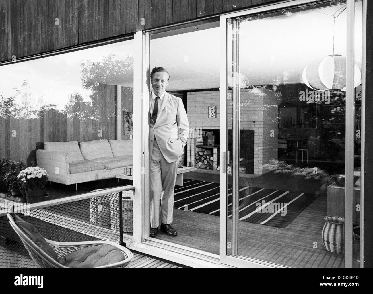 Architect and designer Ben Thompson Stock Photo, Royalty Free ...