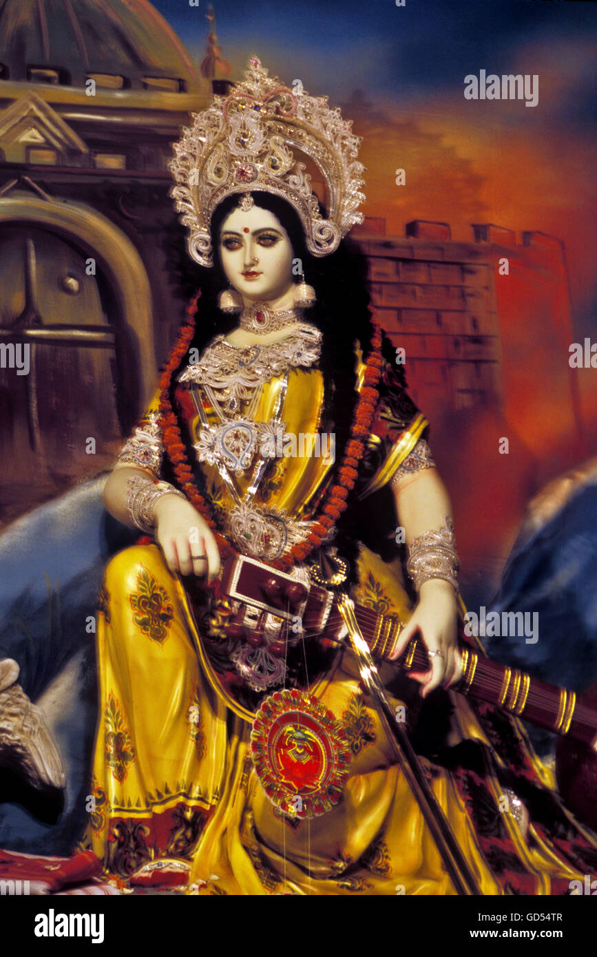 Good Wallpaper Lord Saraswati - lord-saraswati-GD54TR  Gallery_174313.jpg