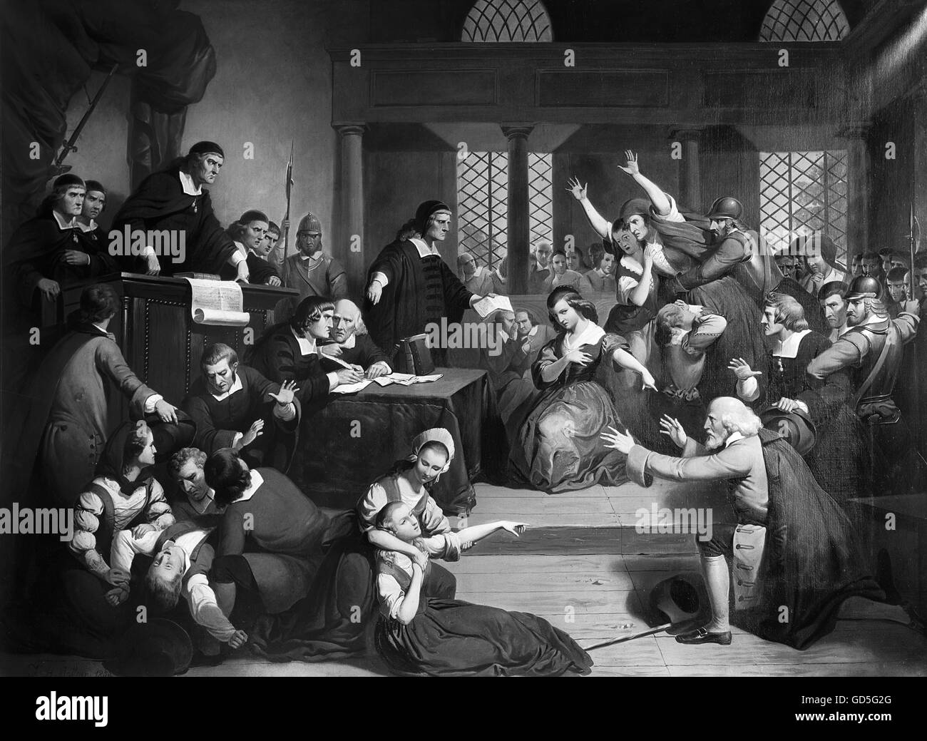 an assessment of the salem witchcraft trials We've all heard of the salem witch trials, but the hysteria surrounding witchcraft and sorcery conjured up numerous other trials around the world in.