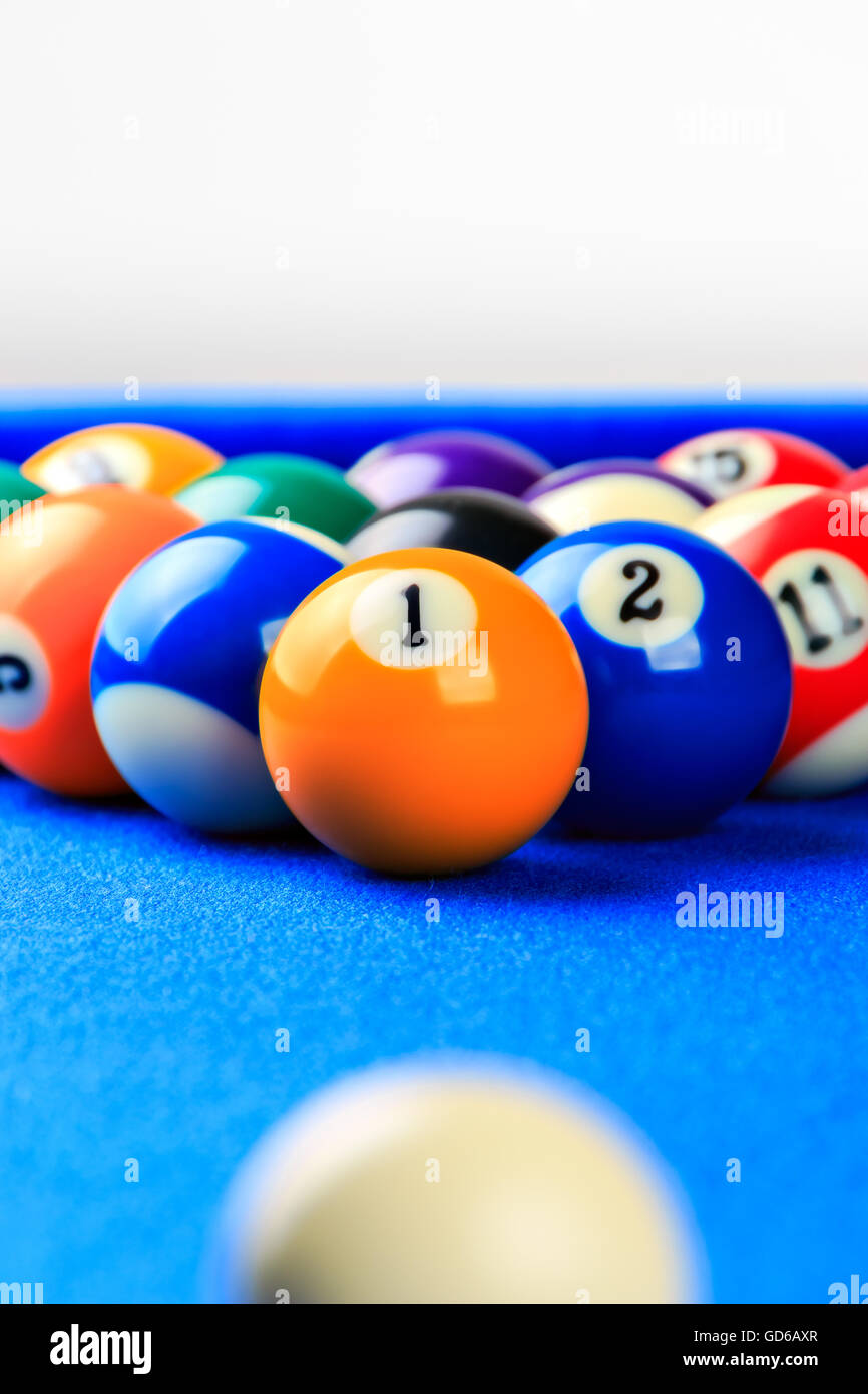 ideas pool pools clipart table pin balls design cue