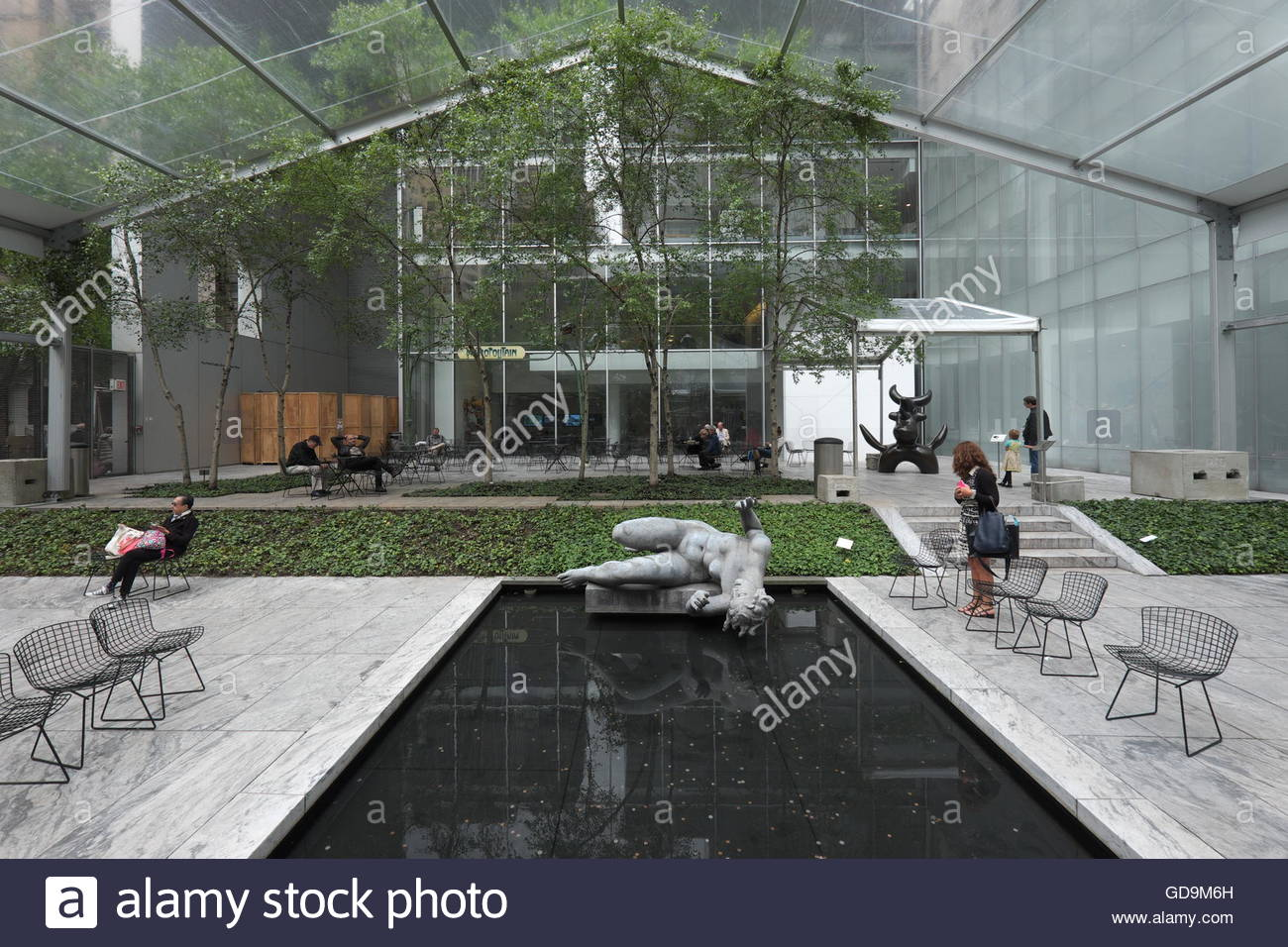 Moma Roof Garden & U201cPark Above Park Belowu201d Rooftop ...