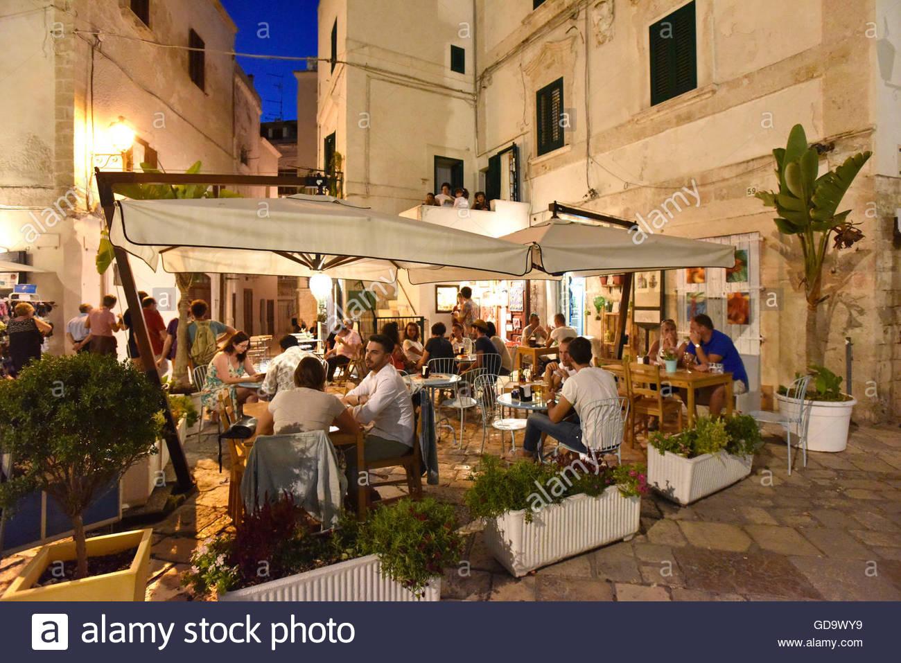 Polignano A Mare Cafes