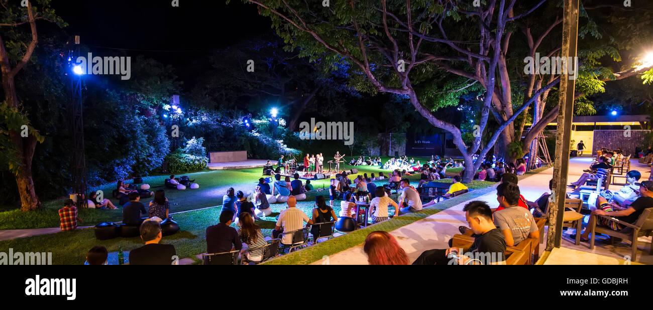 Cicada Night Market  Hua Hin  Thailand Stock Photo  Royalty Free Image  111508981