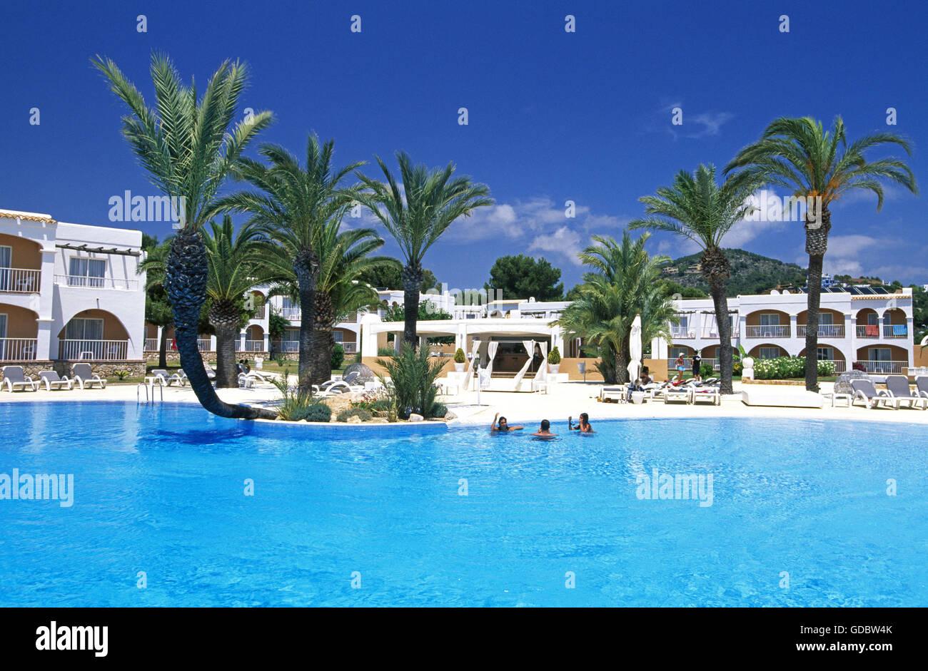hotel in talamanca ibiza balearic islands spain