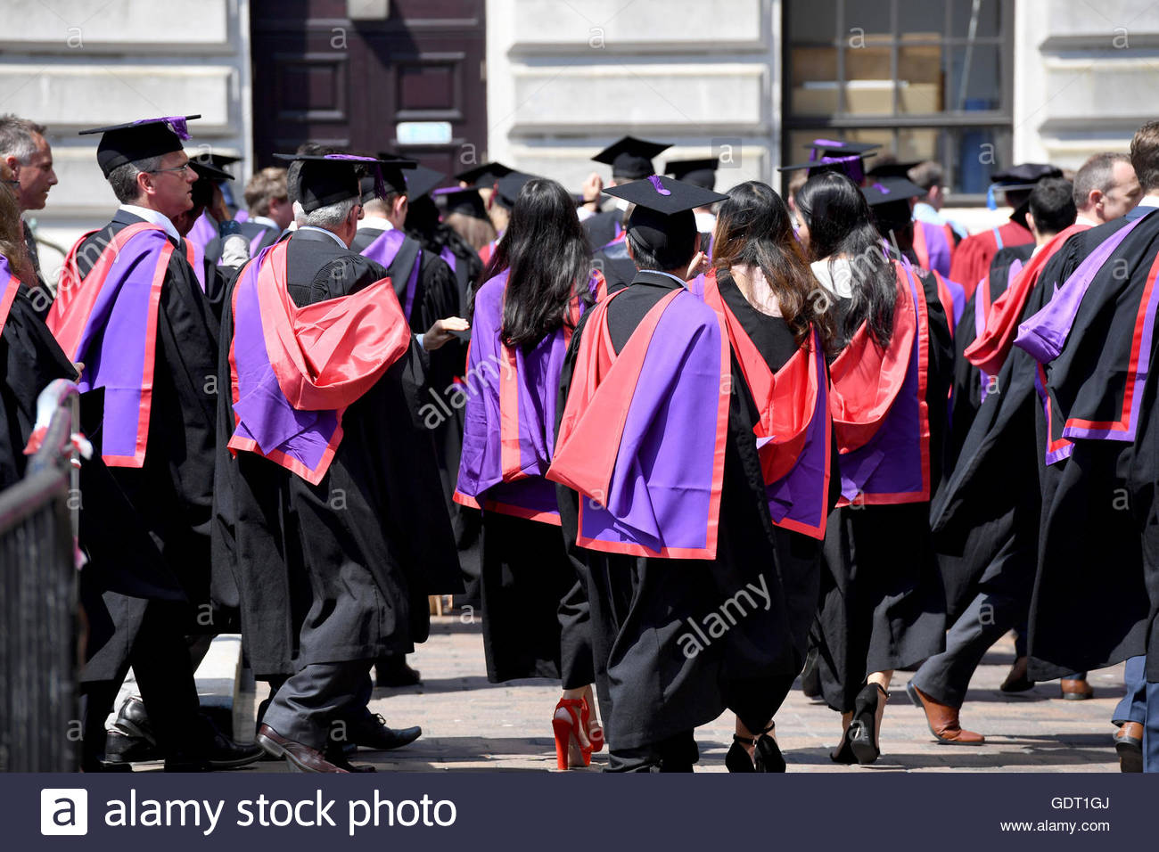 Amazing Academic Gown Colours Image - Images for wedding gown ideas ...