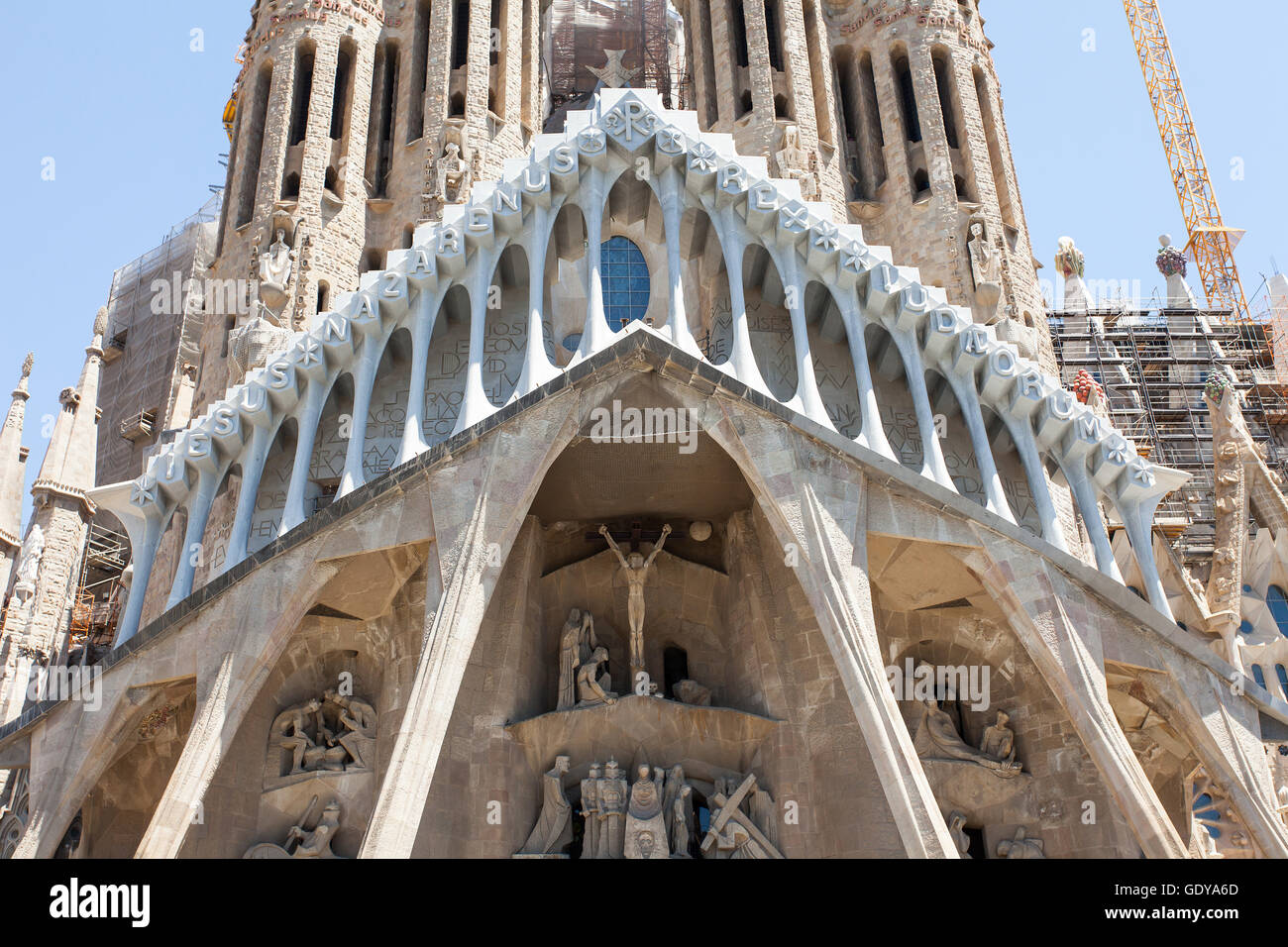 SPAIN Barcelona In Its Unconventional Art And Architecture The Magnanimous Work Of Famous Architect Antoni G