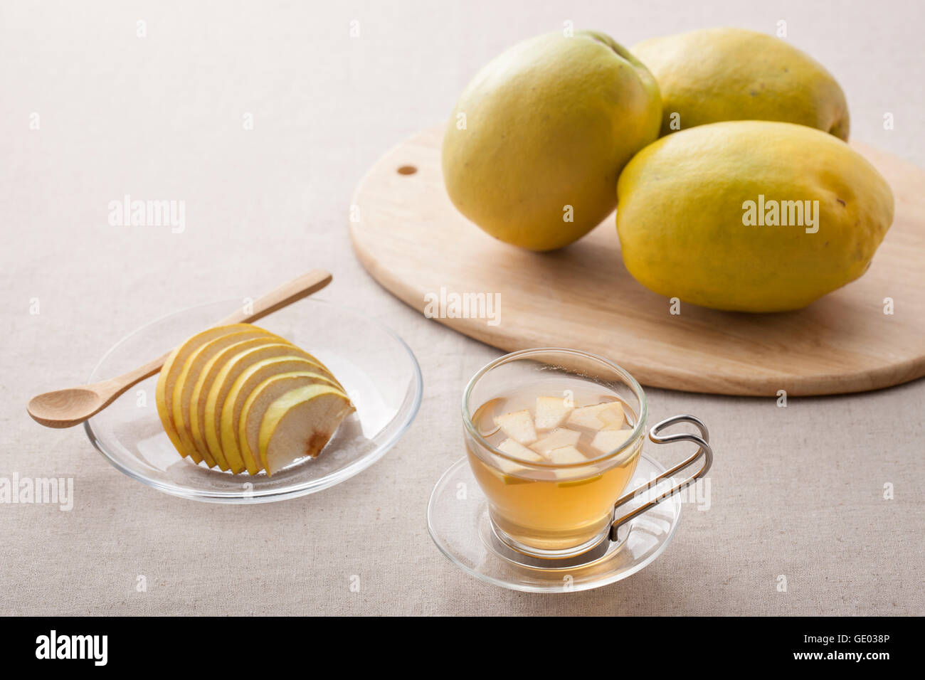 how to make chinese quince tea