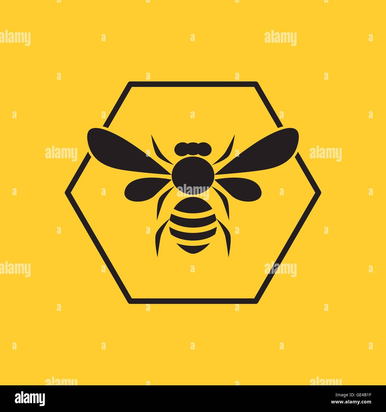 Bee logo stock vector art illustration vector image 111963867 bee logo bee logo stock vector biocorpaavc