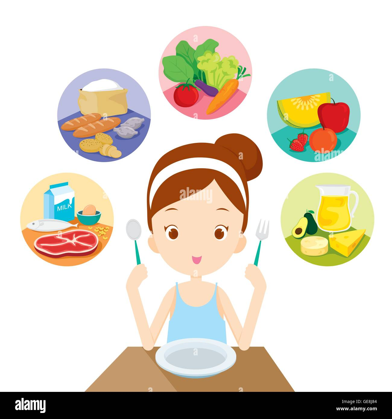 Healthy Foods And Excercise