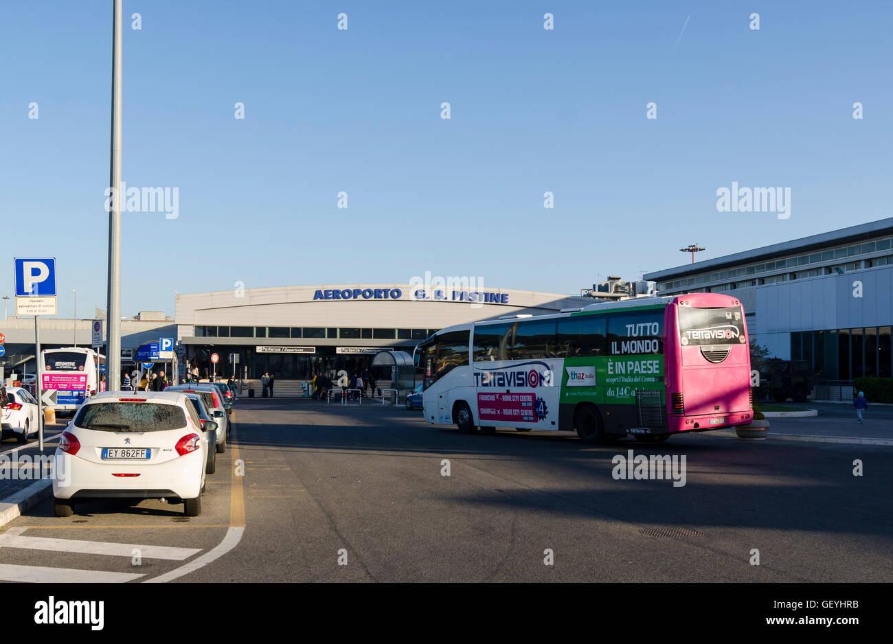 Rome Ciampino Airport Ciampino G B Pastine